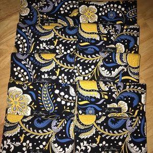 Lot of 10 Vera Bradley checkbook covers BNWTS